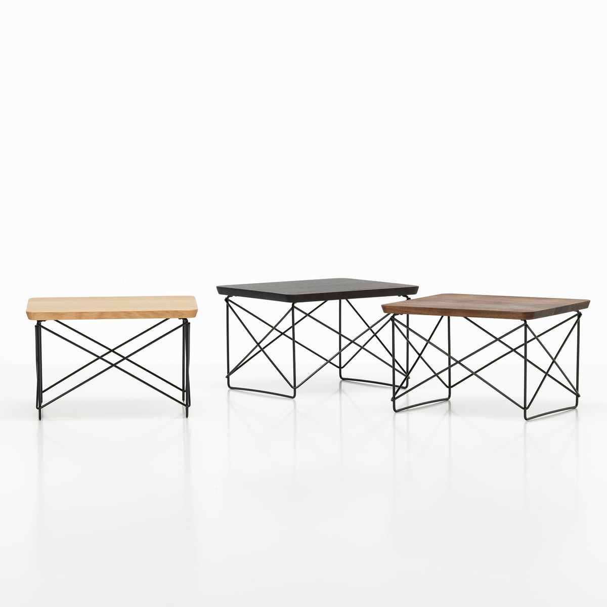 eames occasional table ltr holz vitra. Black Bedroom Furniture Sets. Home Design Ideas