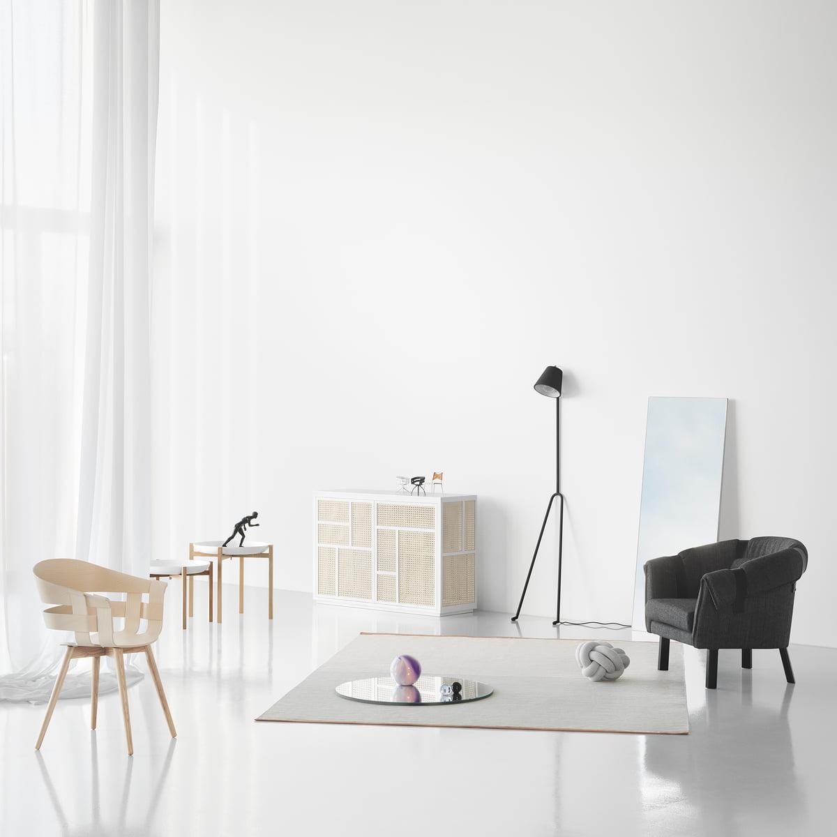 Design House Stockholm Mañana Lamp, schwarz