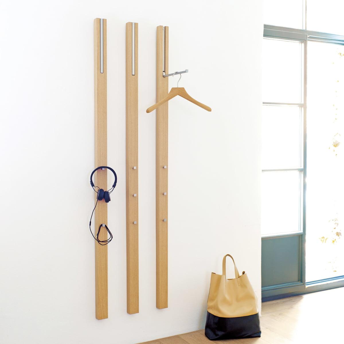 line wandgarderobe von sch nbuch. Black Bedroom Furniture Sets. Home Design Ideas