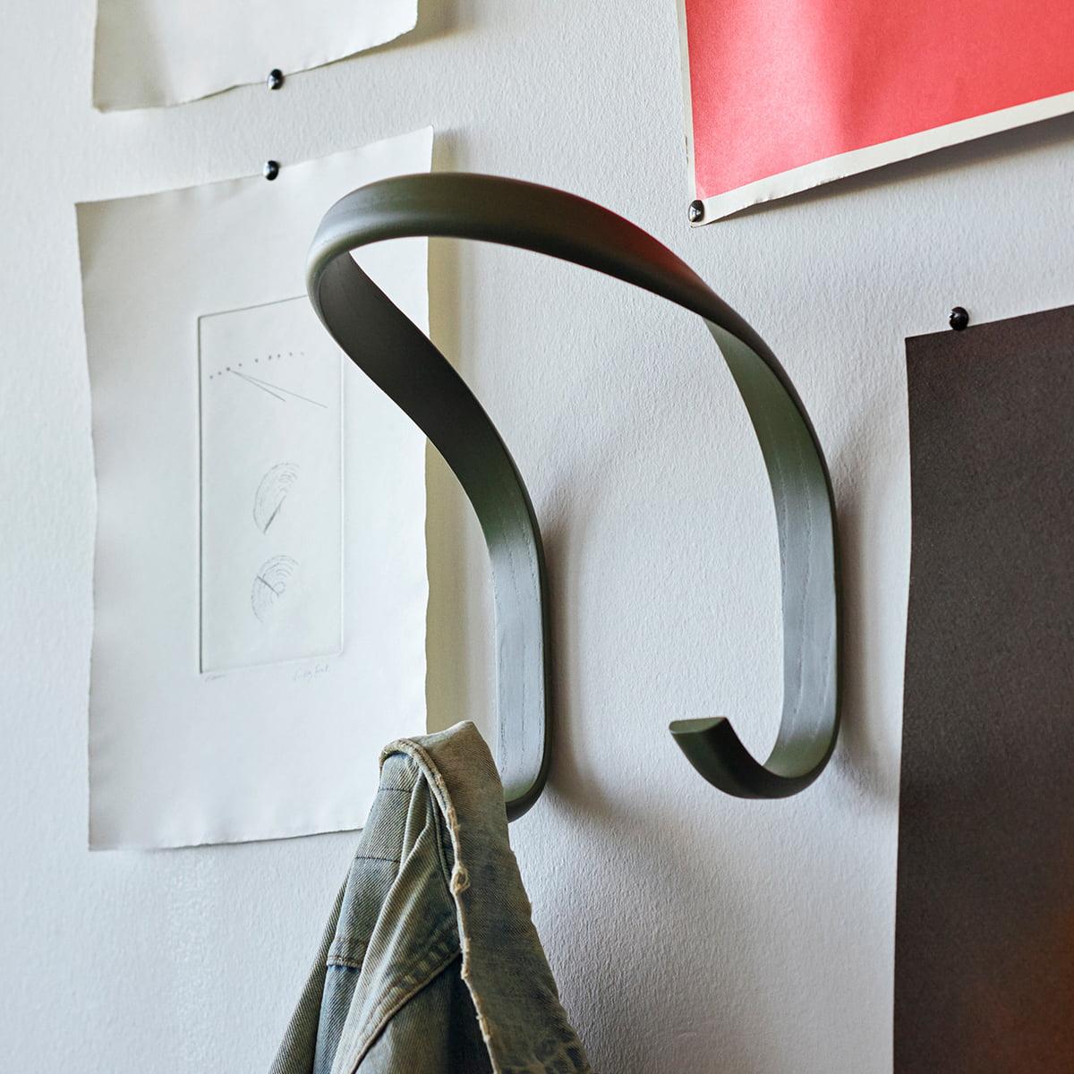 hook garderobenhaken von hay bei. Black Bedroom Furniture Sets. Home Design Ideas