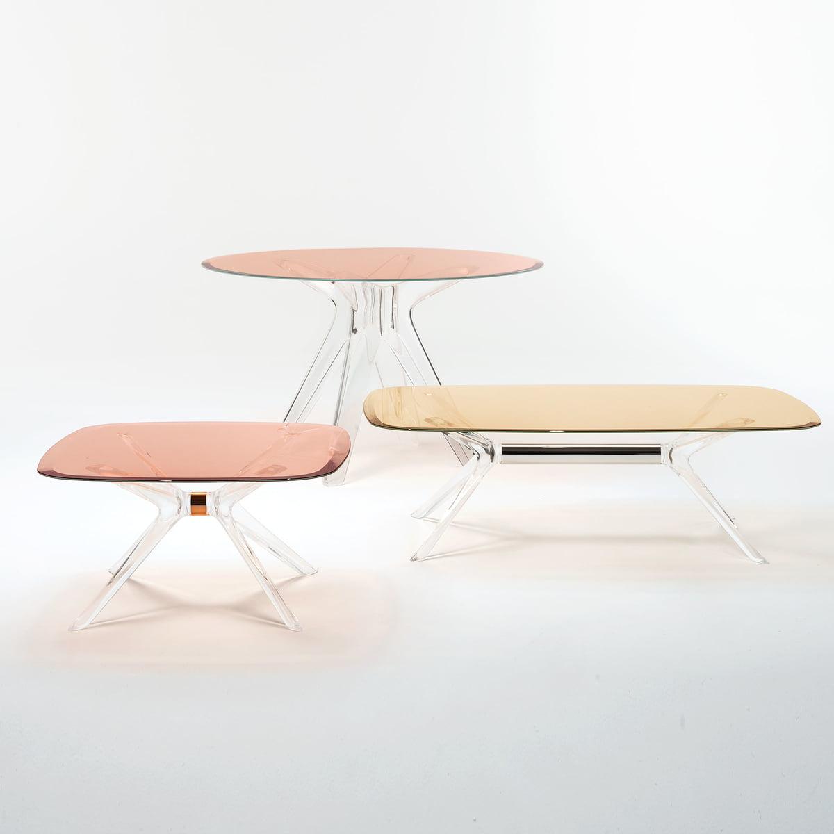 blast couchtisch von kartell. Black Bedroom Furniture Sets. Home Design Ideas