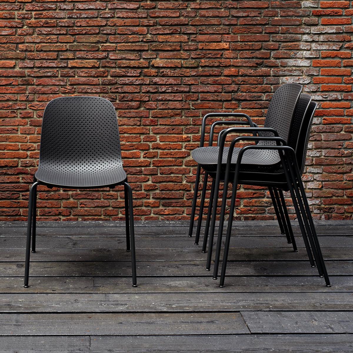 13eighty stuhl von hay. Black Bedroom Furniture Sets. Home Design Ideas