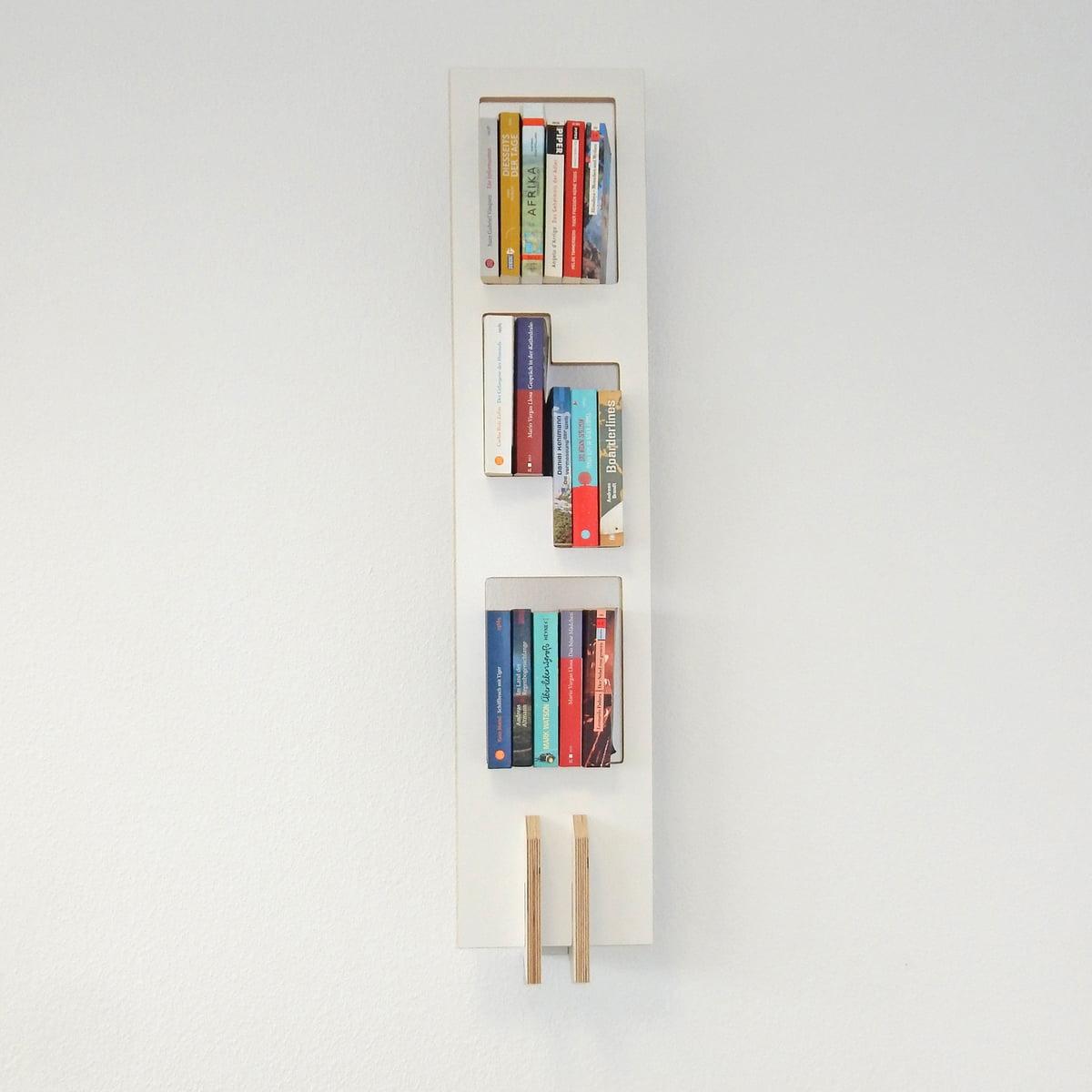 lesestoff Bücherregal von Tojo | connox.at