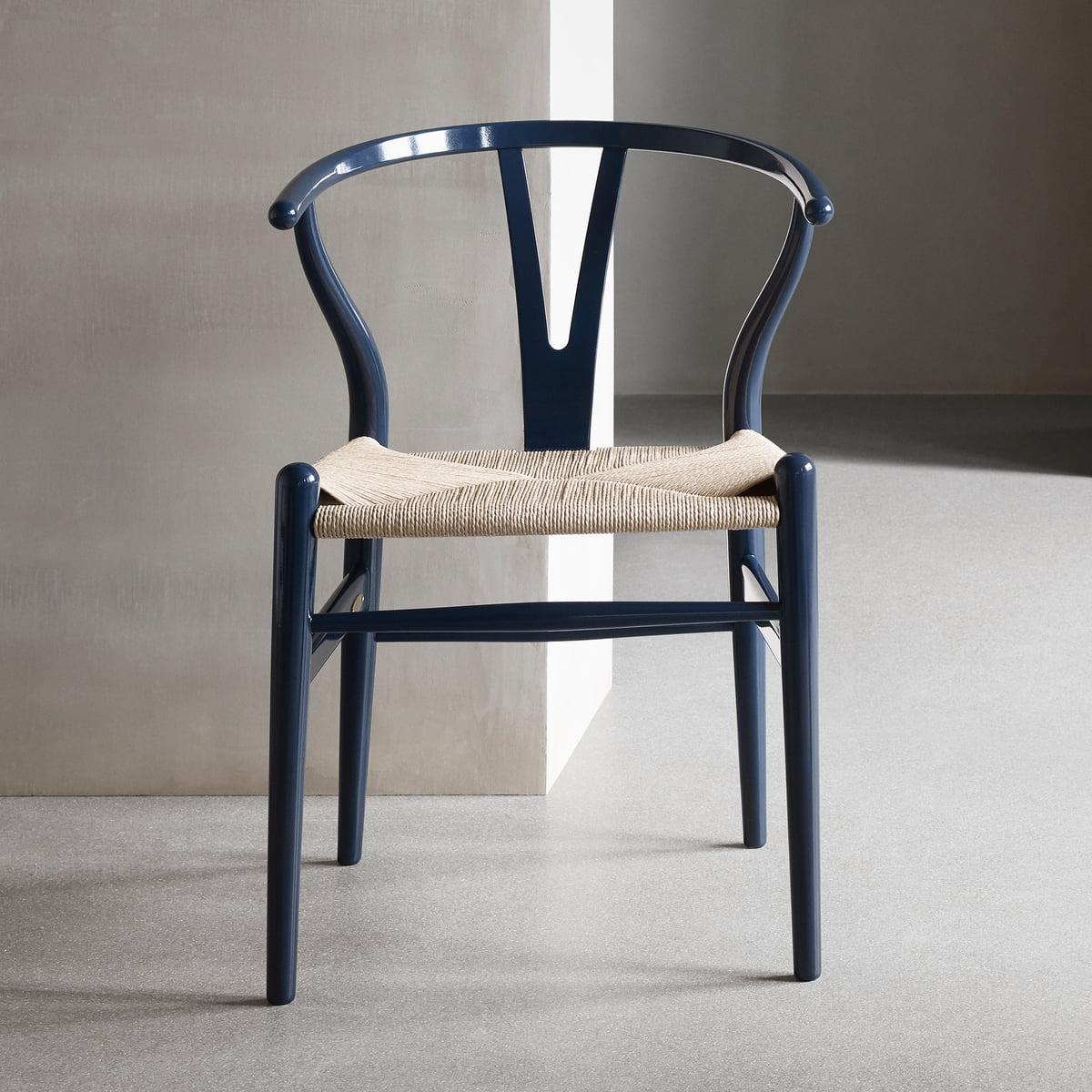 CH24 Wishbone Chair von Carl Hansen & Søn | Connox