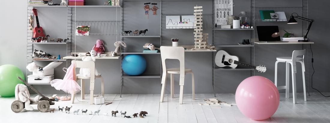 Schulanfang - Pro Tische und Stühle