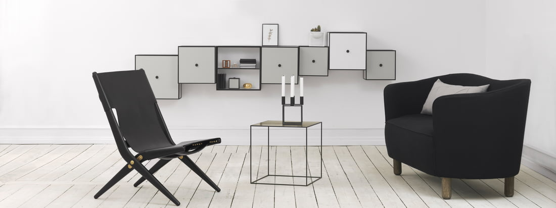 by Lassen ist ein dänisches Designunternehmen. Den Kubus Kerzenständer und den Twin Beistelltisch von Mogens und Flemming Lassen hier im Design-Shop kaufen.