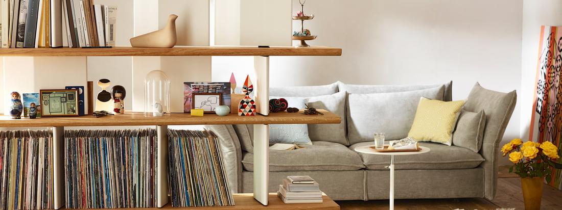 Räume - Wohnzimmer, Zanotta, Ambientebild