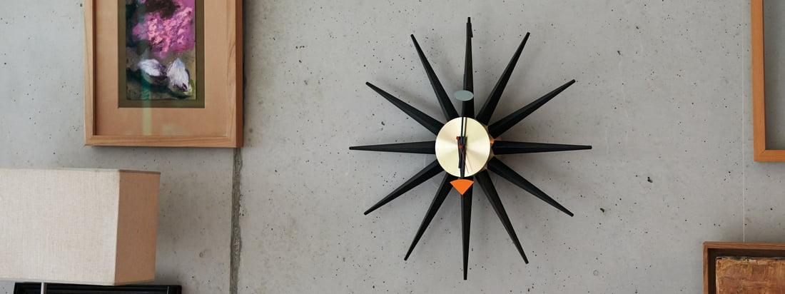 Vitra - Uhren Kollektion - Banner