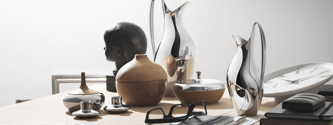 Georg Jensen - Koppel Kollektion - Header