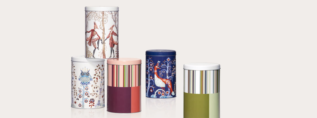 Iittala - Metalldosen - Header