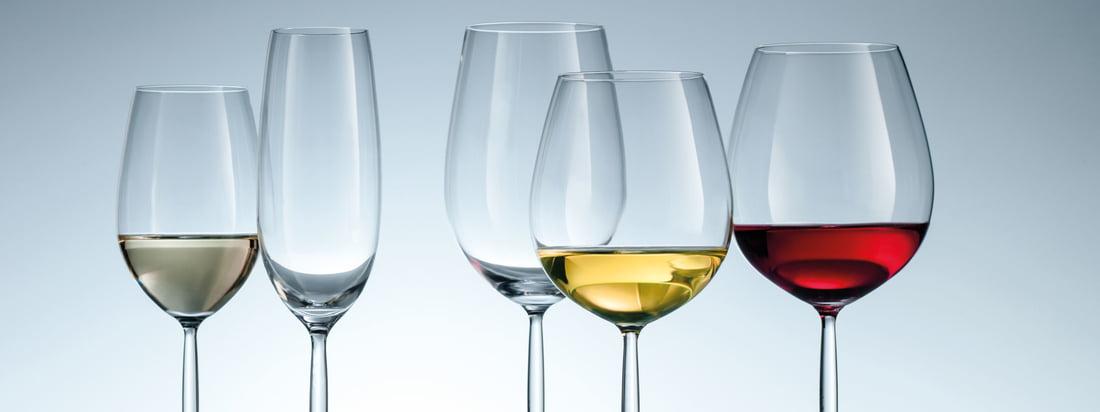 Schott Zwiesel - Diva Trinkglas-Serie