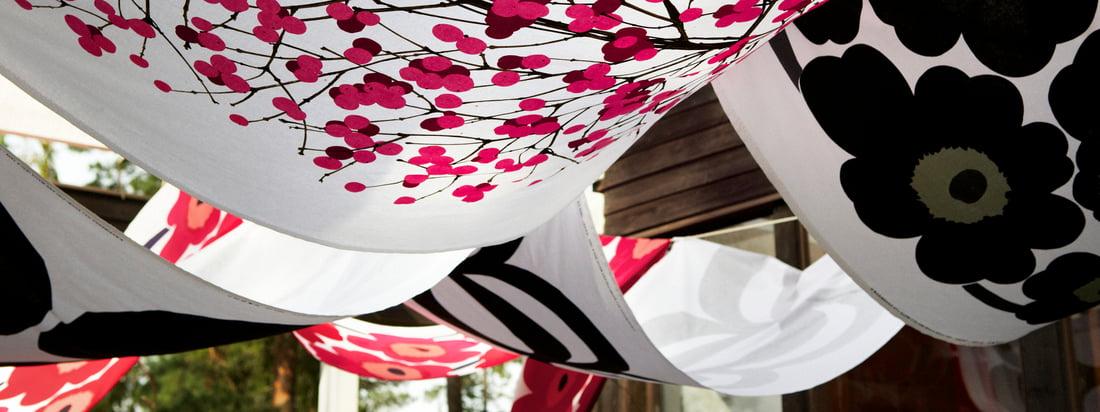 Marimekko Frühling Sommer Banner