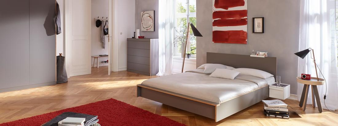 Schlafzimmer einrichten: 100+ Ideen | connox.at