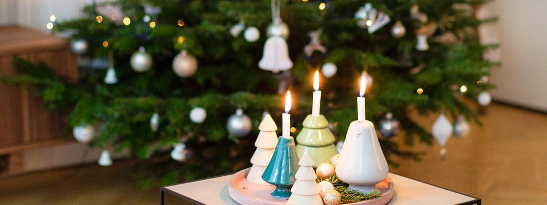 Themen-Banner - Weihnachtsbaum-Trends 2017