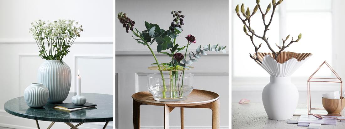 Flashsale - Flowerpower mit Design-Vasen