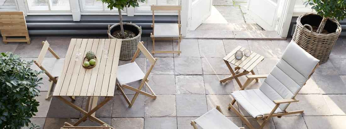 Carl Hansen - Deck Chair Serie Banner