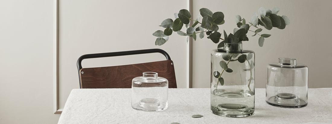 Collection - Vasen Kollektion - stackable