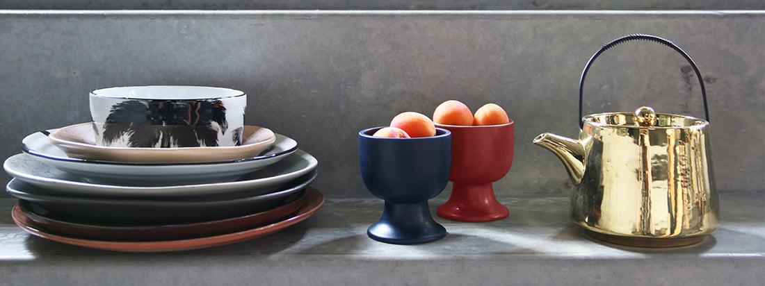 HKliving - Bold & Basic Keramik