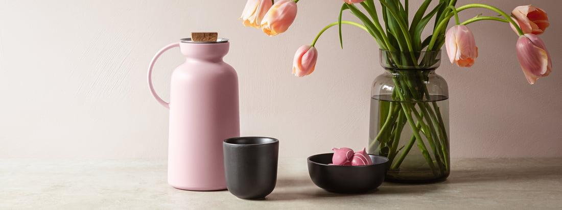 Die unterschiedlichen Produkte der Silhouette-Kollektion besitzen eine wunderschöne matte Oberfläche, die sie sehr edel und ausgefallen aussehen lässt.