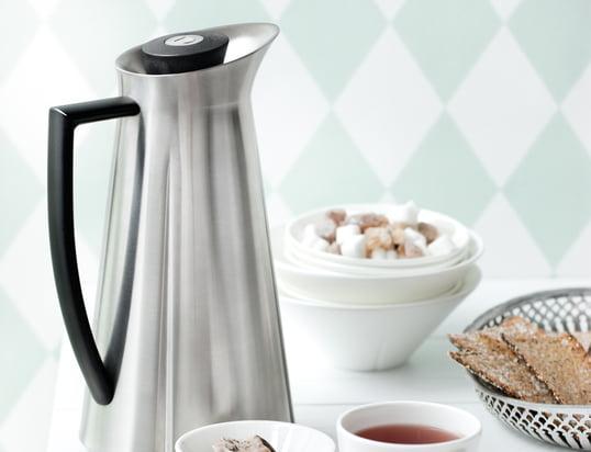 Finden Sie stilvolle Produkte für die Zubereitung von Heißgetränken...