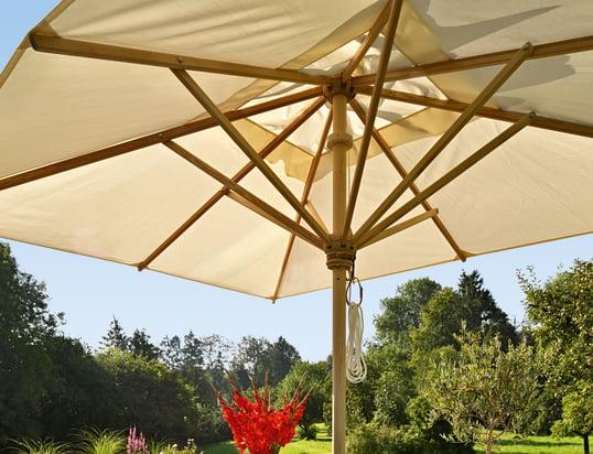 Finden Sie Sonnenschirme, Sonnenzelte und Schirmständer für die sonnigsten und wärmsten Tage im Jahr!