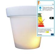 Bloom - Pot mit Beleuchtung