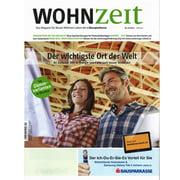 Presse Wohnzeit Nr. 3/2013 Cover