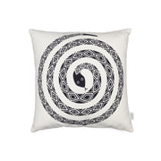Vitra - Graphic Print Pillow - Snake