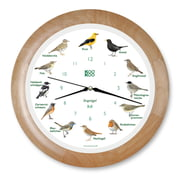 KooKoo - Singvogel Wanduhr RC