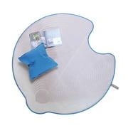 Flat'n - Grooved Circle Teppich