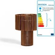 Skitsch - Wood Lamp Steh- und Tischleuchte
