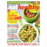 eat healthy Februar März Cover 2016