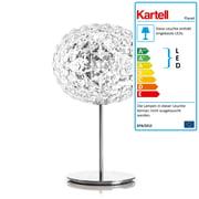 Kartell - Planet LED Tischleuchte mit Standfuß