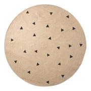 ferm Living - Jute Teppich Triangle