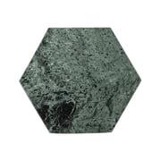Bloomingville - Marmor-Platte Hexagon