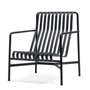 Hay - Palissade Lounge Chair High