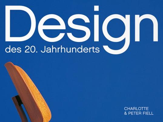 """Der TASCHEN Verlag versammelt im Buch """"Design des 20. Jahrhunderts"""" viele Designklassiker. Es vermittelt einen umfassenden Querschnitt durch die Kreativität des 20. Jahrhunderts."""