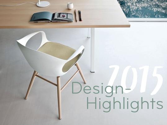 Connox lässt das Jahr 2015 Revue passieren. Der italienische Hersteller Kristalia ist nur eine der 53 neuen Marken und sein Stuhl Elephant nur eine der vielen außergewöhnlichen Neuheiten.
