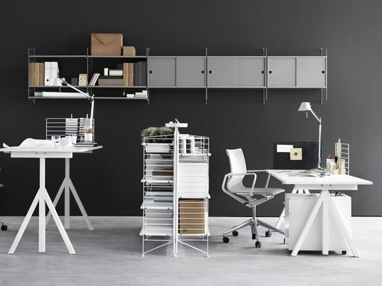 b ro einrichten ideen f r ihr arbeitszimmer. Black Bedroom Furniture Sets. Home Design Ideas