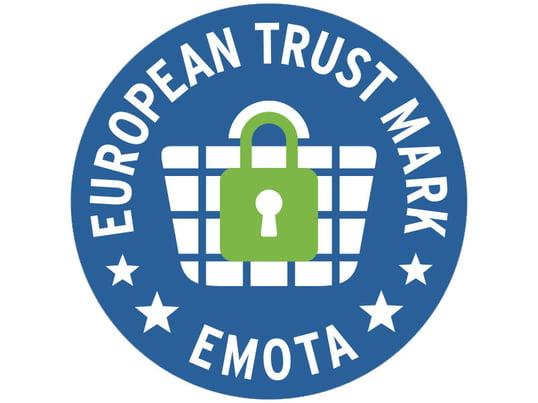 EMOTA - European Trustmark - das europäische, einheitliche Gütesiegel für Online-Shops innerhalb Europas