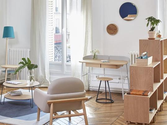 Lovely ... Schreibtisch Und Im Buro Einrichten Ideen Fur Das Home Office ...