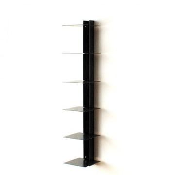 Bücherturm - Anthrazit (1,00m)
