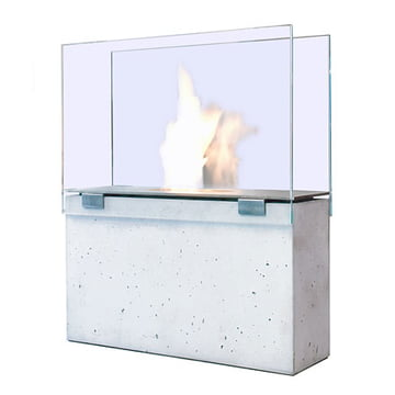 conmoto Feuerstelle Muro - mit Glas