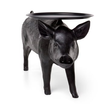 Moooi - Pig Table, schwarz