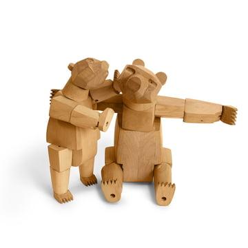 areaware Wooden Creatures - Ursa der Bär