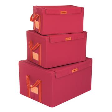 reisenthel - Storagebox, rot - alle Größen