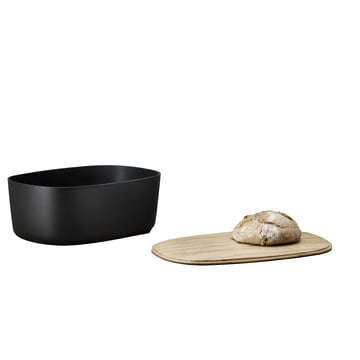 Rig-Tig - Brotkasten, schwarz