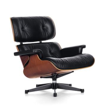 Vitra - Lounge Chair in Kirschbaum (Neue Maße)