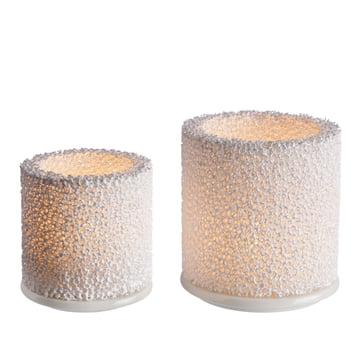 Iittala - Fire Windlicht - Gruppe, mit Teelichtern