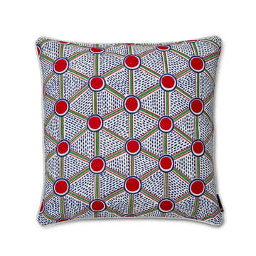 Hay - Wrong for Hay Printed Cushion 50 x 50 cm, Cells